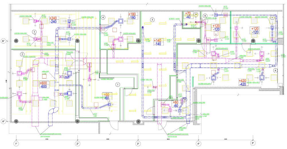Жилые здания - ПСК-Проект - psk-projectru